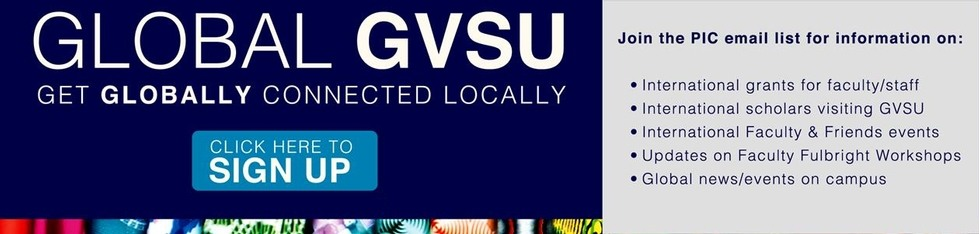 Global GVSU Get Globally Connected Locally